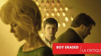 Boy Erased : plongée dans le calvaire des thérapies de réorientation sexuelle