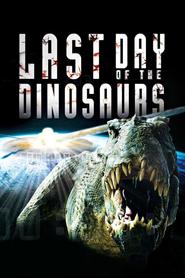 Les derniers jours des dinosaures
