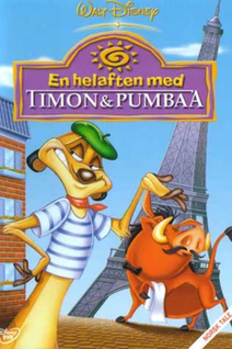 Timon et Pumbaa - Les Gourmets