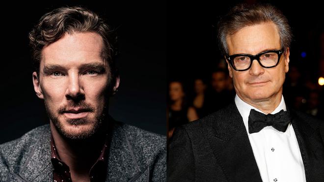 1917 : Sam Mendes s'offre Benedict Cumberbatch et Colin Firth