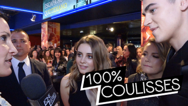 After : on a rencontré Hero Fiennes-Tiffin, Josephine Langford et Anna Todd !