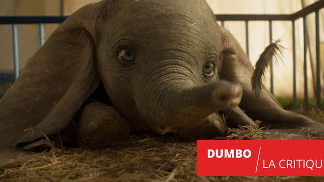 Dumbo : Tim Burton nous enchante à nouveau