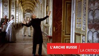 L'Arche russe : la version restaurée de retour dans les salles