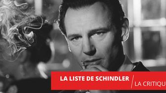 La Liste de Schindler : le chef d'oeuvre de Steven Spielberg