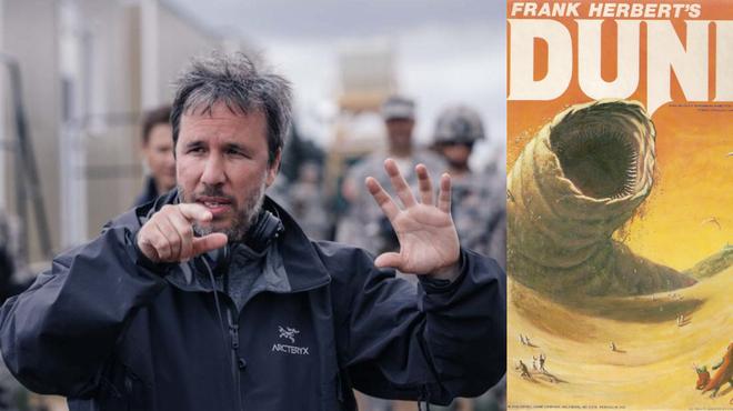 Le tournage de Dune de Denis Villeneuve a commencé
