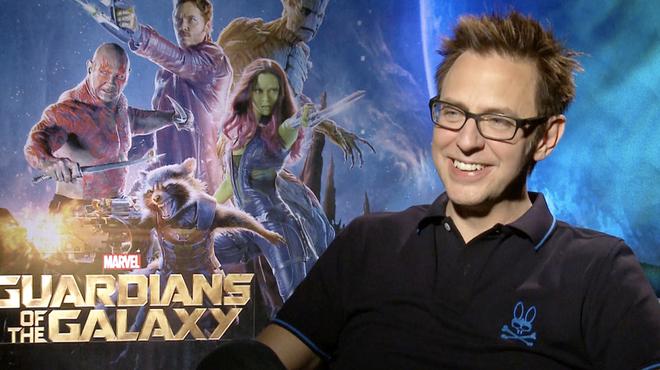 Les Gardiens de la Galaxie 3 : Disney rappelle James Gunn