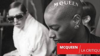 McQueen : le punk de la mode immortalisé à l'écran