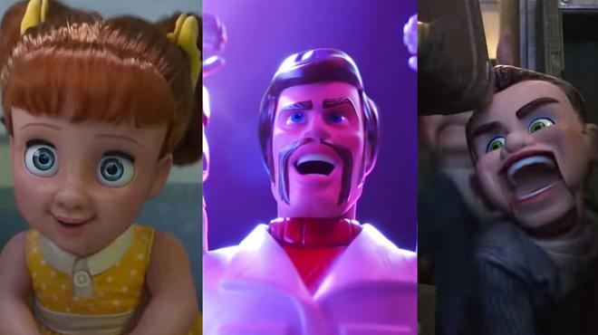 Toy Story 4 : qui sont les nouveaux personnages ?