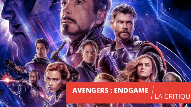 Avengers Endgame : le film de super-héros ultime ?