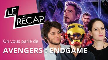 Avengers Endgame : on débat sur le film (sans spoilers)