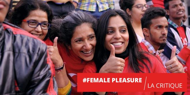 #Female pleasure : halte aux préjugés contre les femmes !