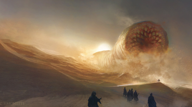 Le Dune de Denis Villeneuve sera divisé en deux films