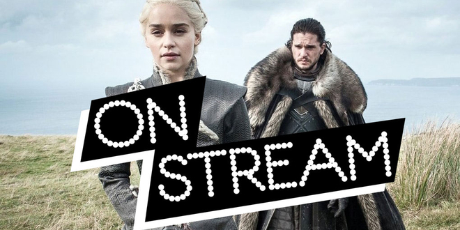 On Stream Game of Thrones S08 E01