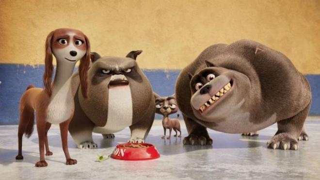 Critique Royal Corgi : un film gentillet pour enfants