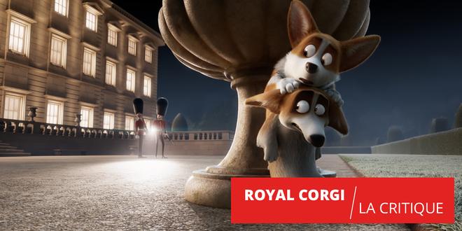 Royal Corgi : un film gentillet pour les enfants