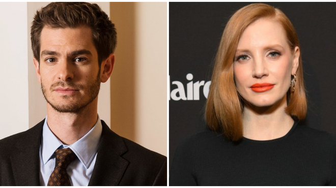Andrew Garfield rejoint Jessica Chastain dans The Eyes of Tammy Faye