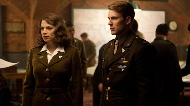 Endgame : un détail touchant sur Captain America et Peggy Carter dévoilé