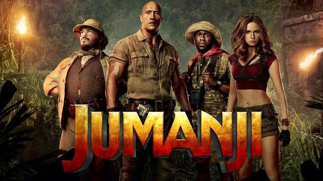 Jumanji 3 : The Rock annonce la fin du tournage