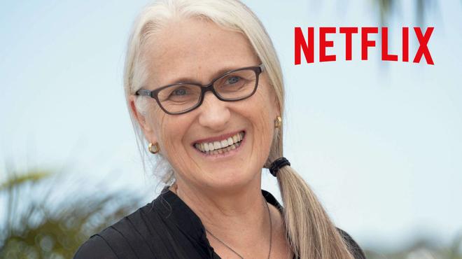 Le nouveau film de Jane Campion sortira sur Netflix