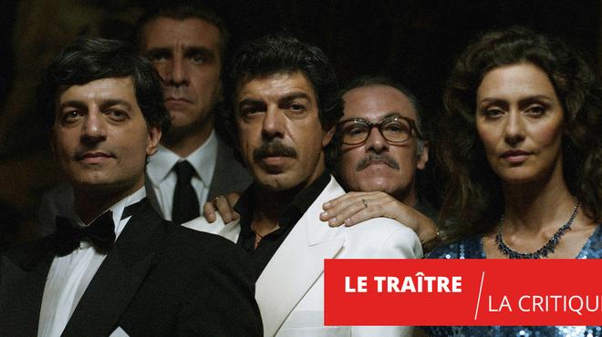 Le Traître : sale temps pour les mafieux
