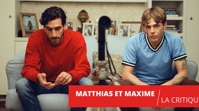 Matthias & Maxime : Dolan revient à ses premières amours