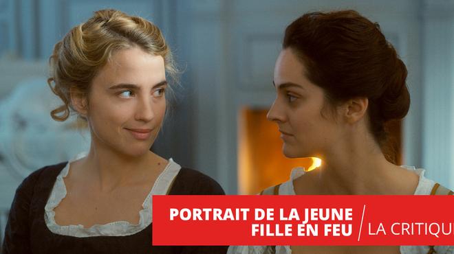 Portrait de la jeune fille en feu : amour passionnel de Céline Sciamma