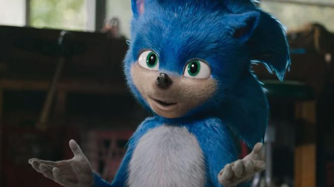 Sonic : la sortie du film live est reportée