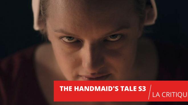 The Handmaid's Tale saison 3 : June plus déterminée que jamais