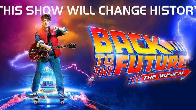 La comédie musicale Retour vers le Futur se jouera l'année prochaine