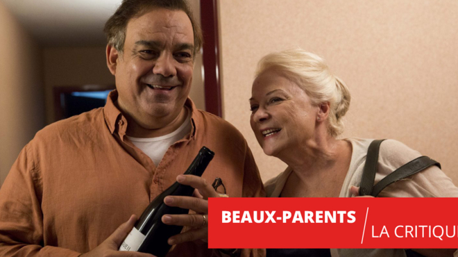 Beaux-parents : un vaudeville familial