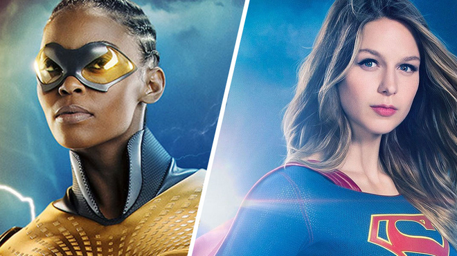 Black Lightning: Un crossover avec Supergirl en préparation?