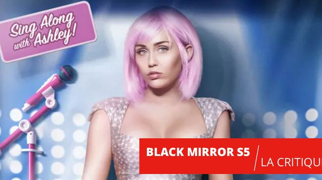 Black Mirror : une saison 5 bien décevante