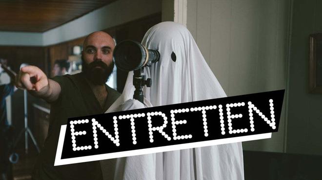 """David Lowery (A Ghost Story) : """"je manque beaucoup de confiance en moi"""""""