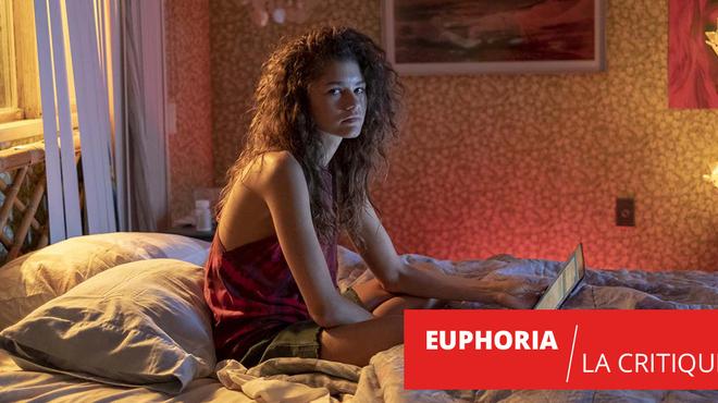Euphoria : bienvenue dans l'âge ingrat