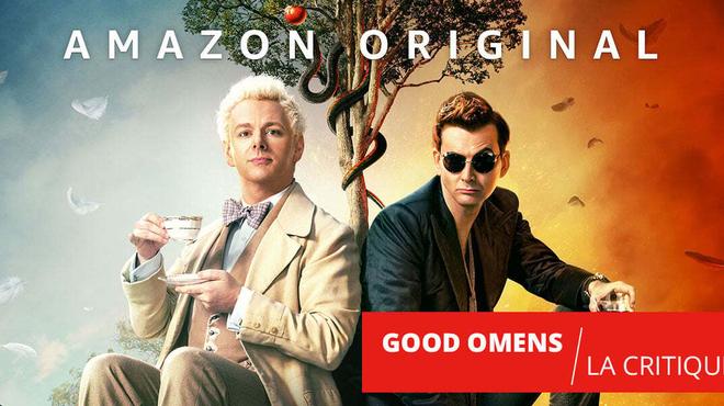 Good Omens : l'heureux présage d'Amazon