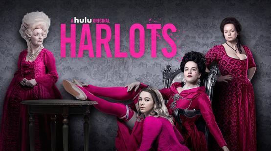 Harlots saison 1 : accueillez les filles de joie en Blu-ray
