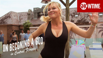 On Becoming A God In Central Florida : la série avec Kirsten Dunst a un trailer