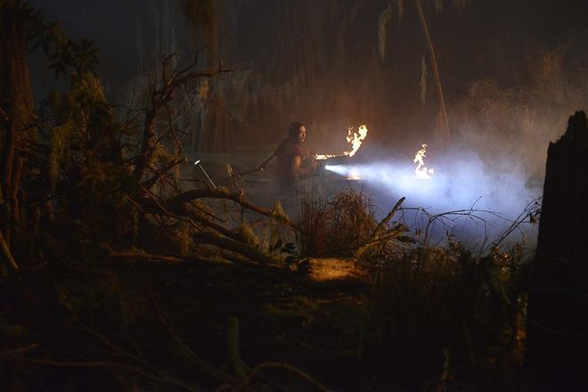 Critique Swamp Thing : la nature se rebelle