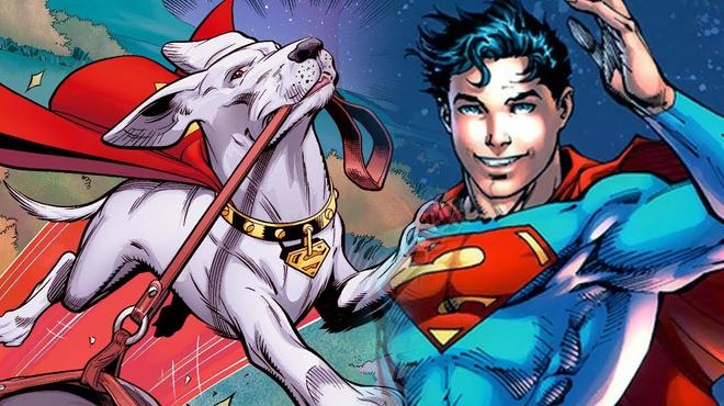 Titans saison 2 : premier aperçu de Superboy et Krypto