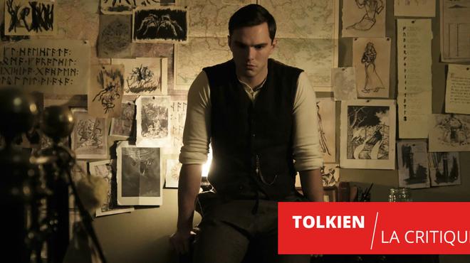 Tolkien : biopic classique pour l'auteur du Seigneur des Anneaux