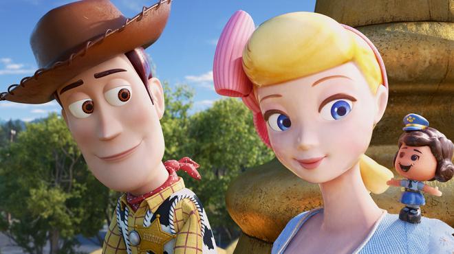 Toy Story 4 réalise le meilleur démarrage de la saga au box-office US