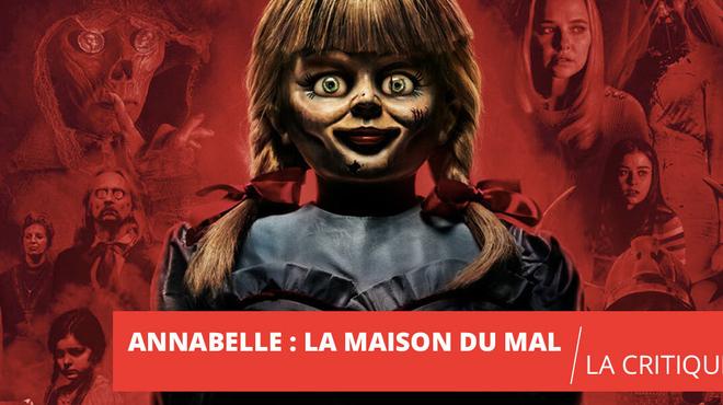 Annabelle 3 : un appréciable tour de train fantôme