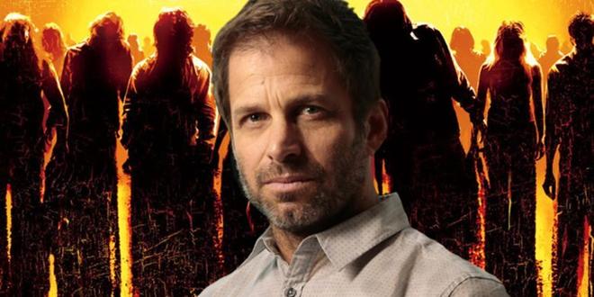Army of the Dead : le film Netflix de zombies de Zack Snyder entre en tournage