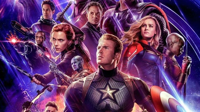 Avengers Endgame a dépassé Avatar au box-office