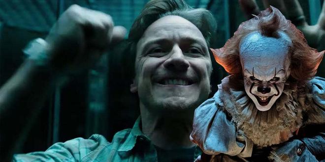 Ça 2 : James McAvoy a été traumatisé par Pennywise sur le tournage