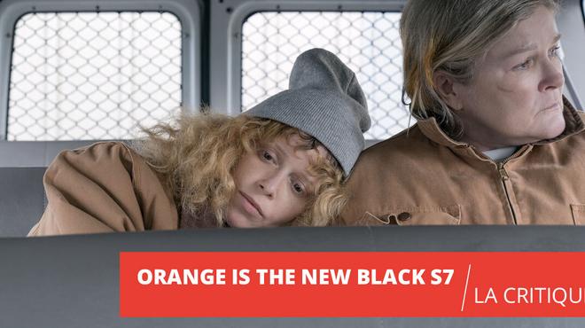 Orange is the New Black S7 ou l'art de finir en beauté