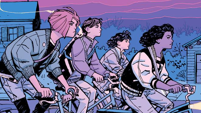 Paper Girls : les comics adaptés en série par Amazon