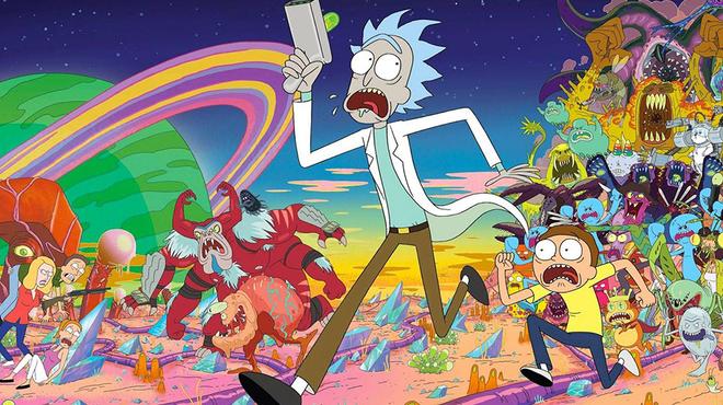 Rick et Morty : deux premières images pour la saison 4