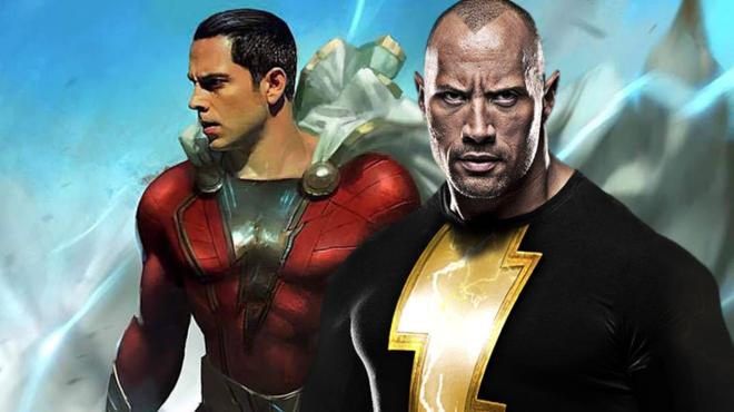 Shazam et Black Adam ne devraient pas se rencontrer avant Shazam 3