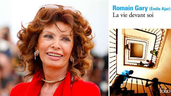 """Sophia Loren revient au cinéma dans une adaptation de """"La Vie devant soi"""""""
